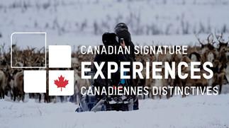 Canadian Signature Experiences