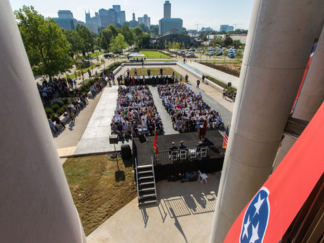Museum des Staates Tennessee eröffnet
