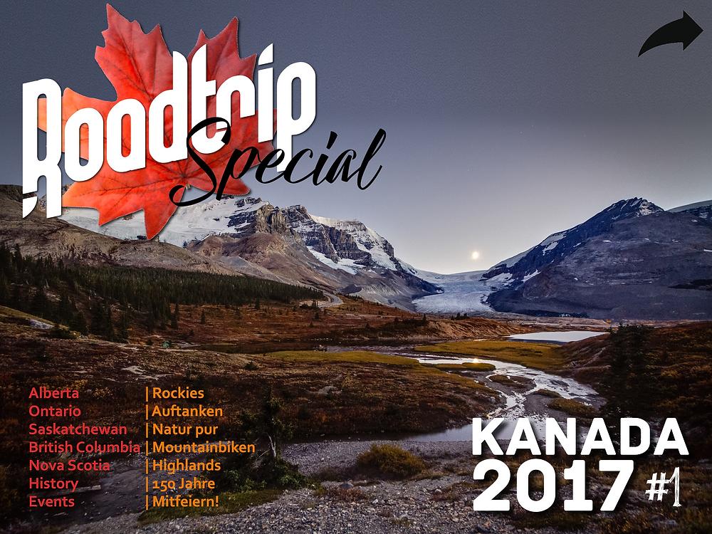 RoadTrip Kanada Special 01 Québec