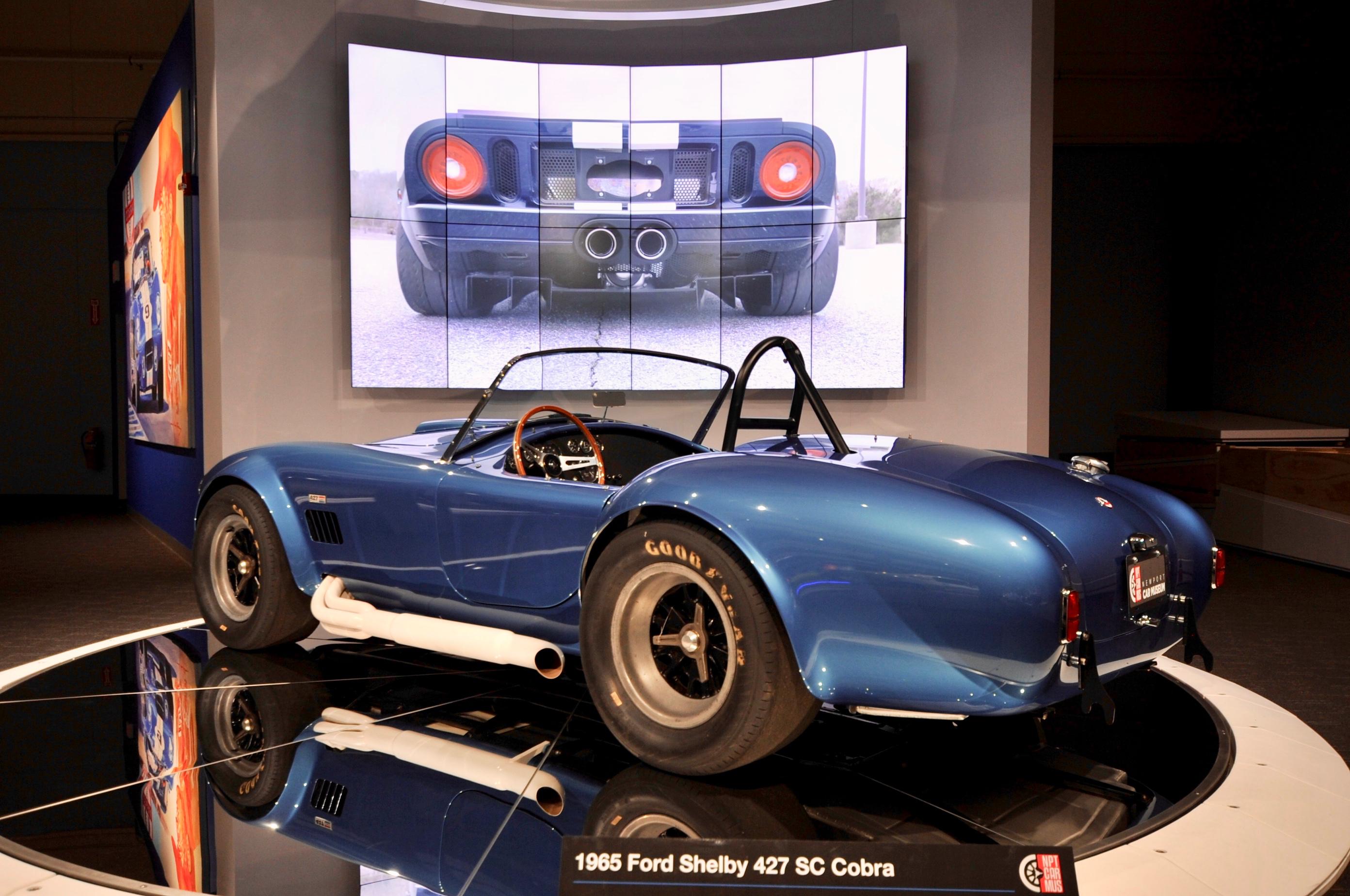 Newport Car Museum, Rhode Island