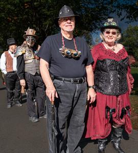 Gears to Corsets Promenade