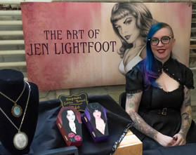 Gears to Corsets - The Art of Jen Lightfoot