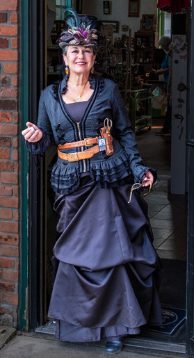 Gears to Corsets