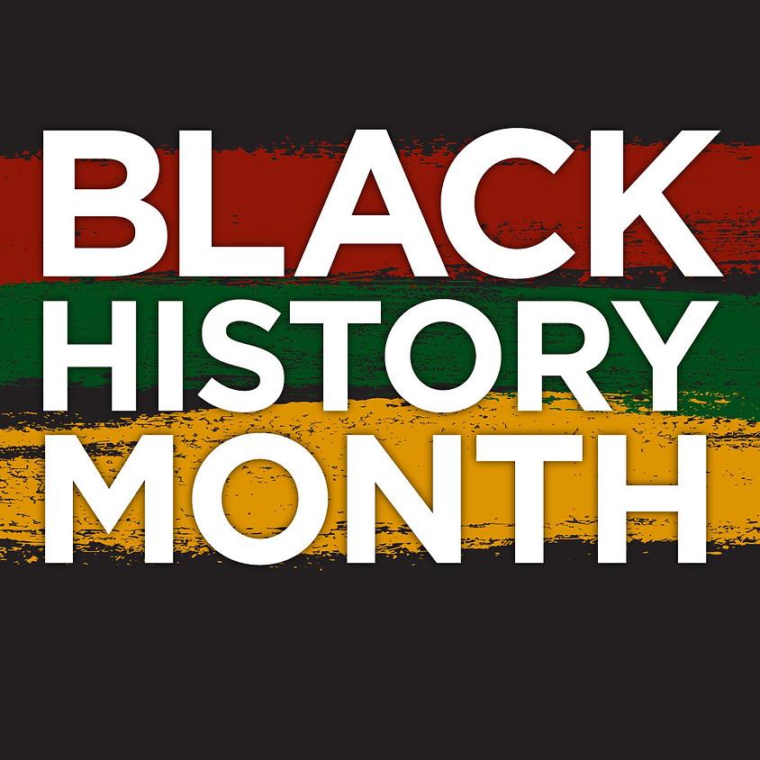 Black History Month - Drs. Diaspora Curriculum