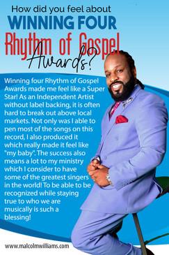 Rhythim of Gospel Awards