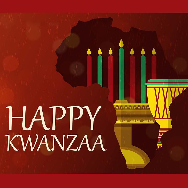 Teaching About Kwanzaa