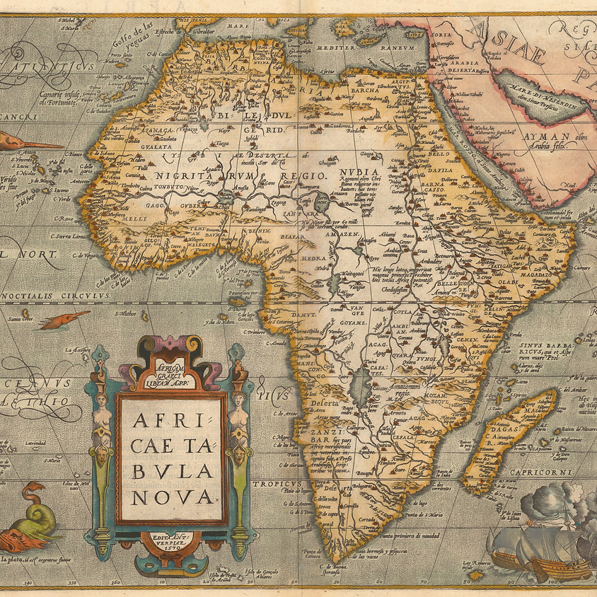 Loving the Beginning: Teaching About Ancient Africa
