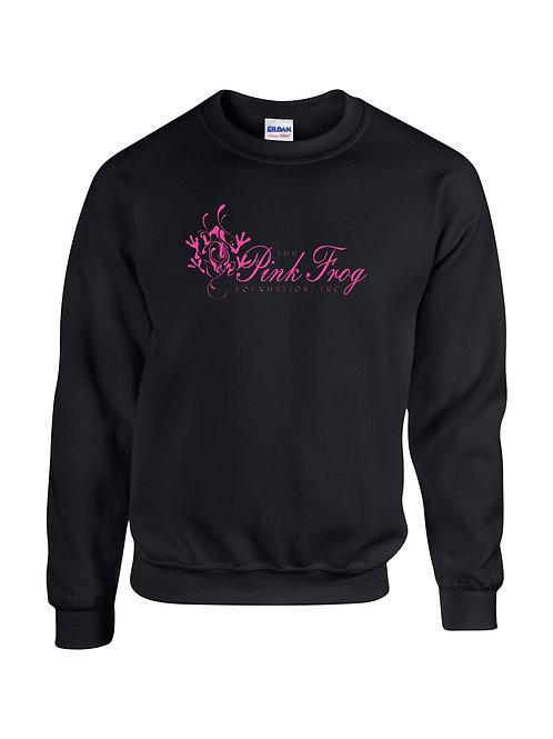 Pink Frog Logo Sweatshirt