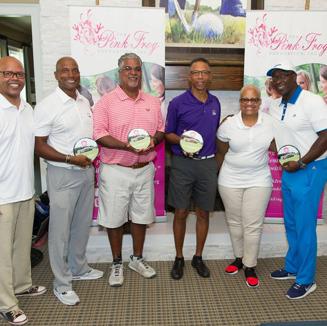 The Pink Frog Golf Classic 2017