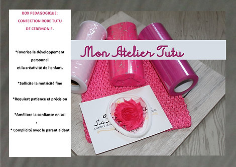 """La Box """"Mon Atelier Tutu"""""""
