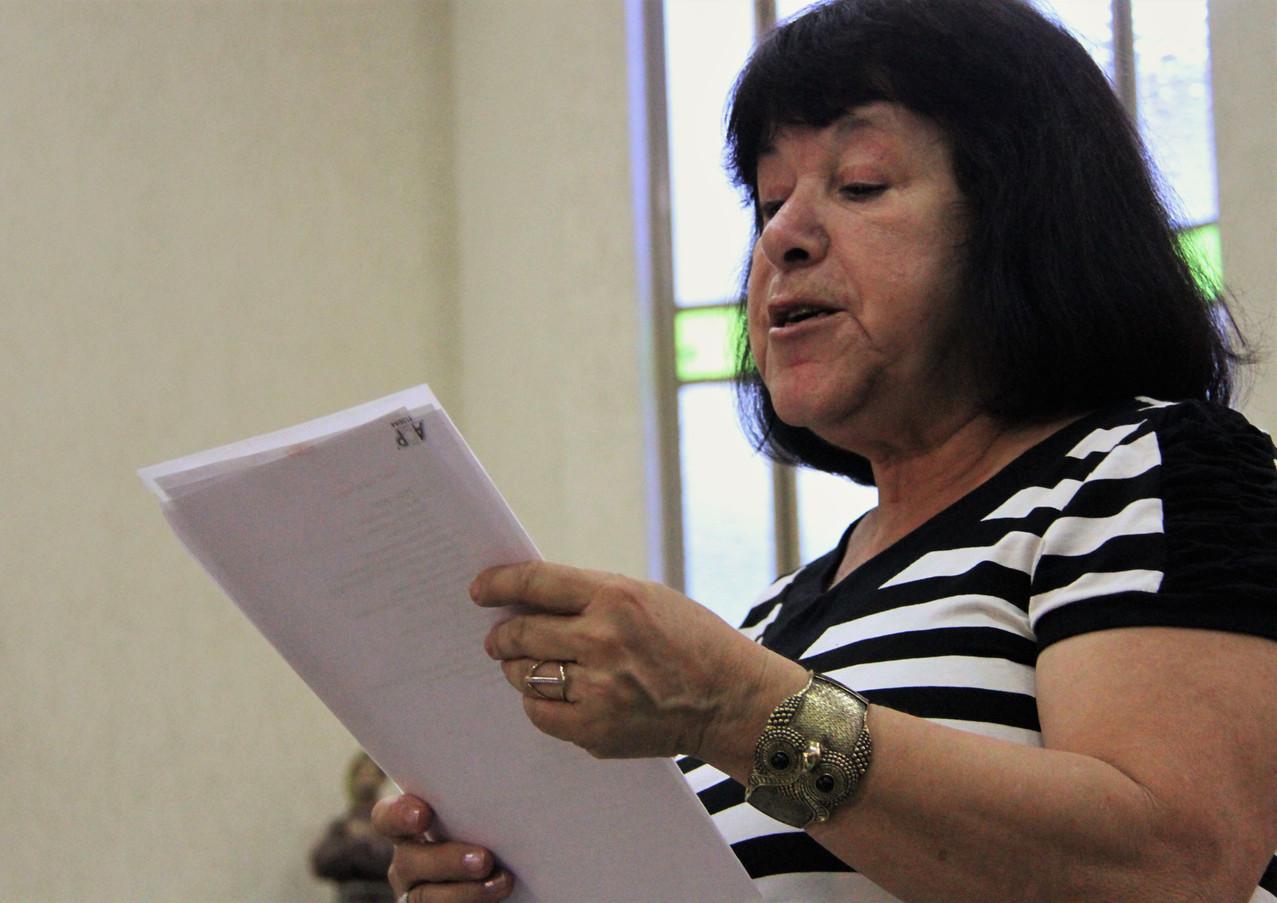 Taubaté, SP - Poetisa Marlene Marcondes