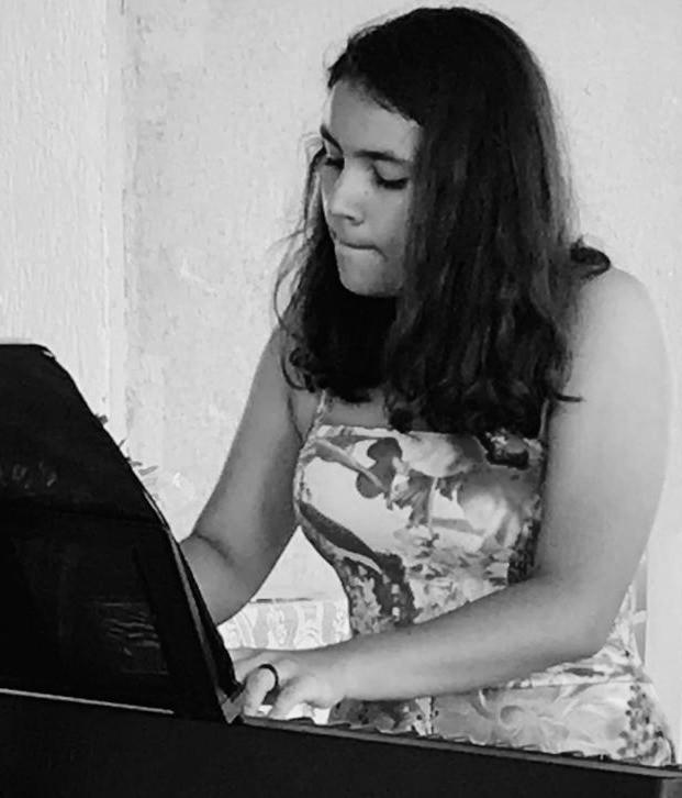 Taubaté, SP - Pianista Nubia Abdala