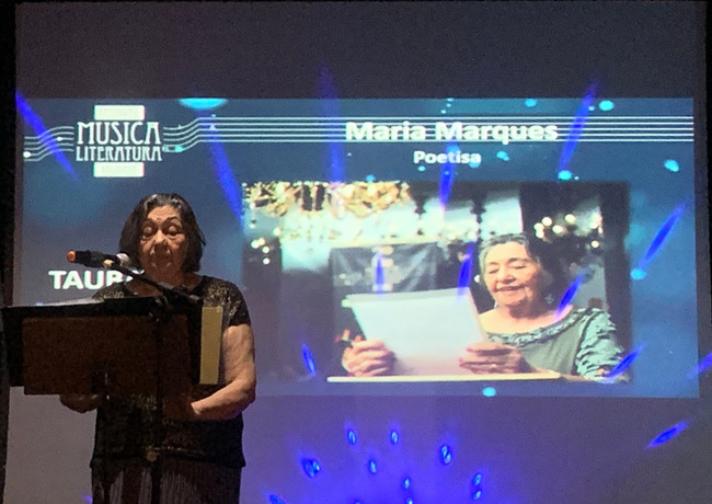 Taubaté, SP - Poetisa Maria Marques