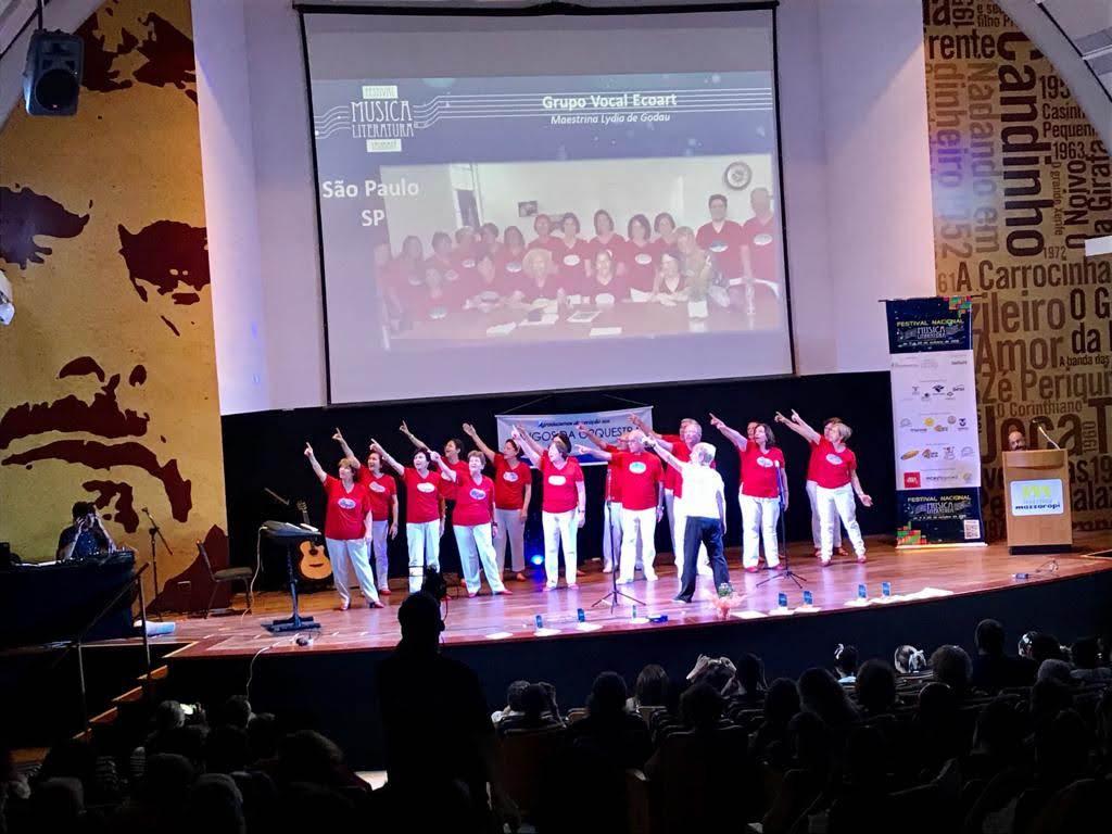 São Paulo, SP - Grupo Vocal Ecoart