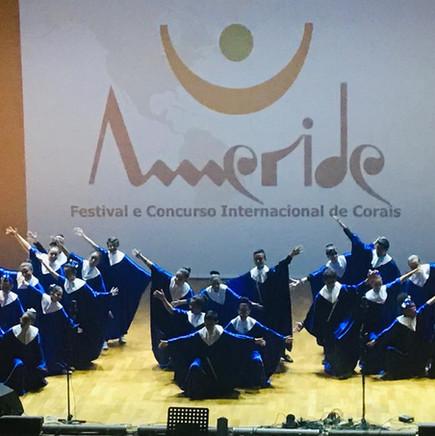 2019 - No Festival Internacional de Corais