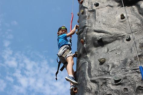 Confidence, adventure & fun