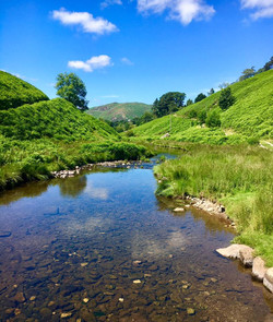 walking in the Ullswater Valley