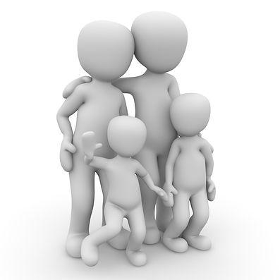 familia, derecho de familia, casos de familia