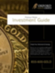 Oxford Gold Group Investment Guide