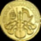 Gold Austrian Philharmonic Coin