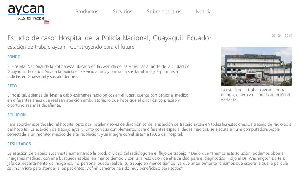 Hospital de la Policía Nacional