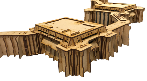 Complex - Bunker - Single level perimete