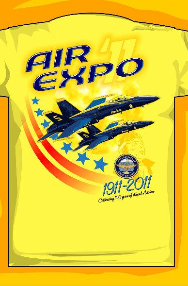 Pax River Air Expo T-Shirt