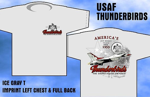 Thunderbird Ice T-shirt