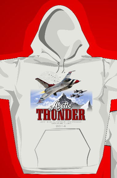 Artic Thunder Sweatshirt