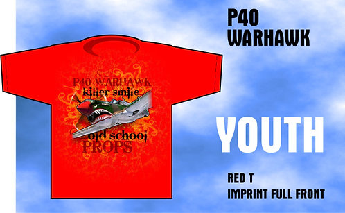Youth P-40 T-Shirt