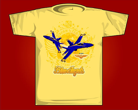 Youth Blue Angel T-Shirt