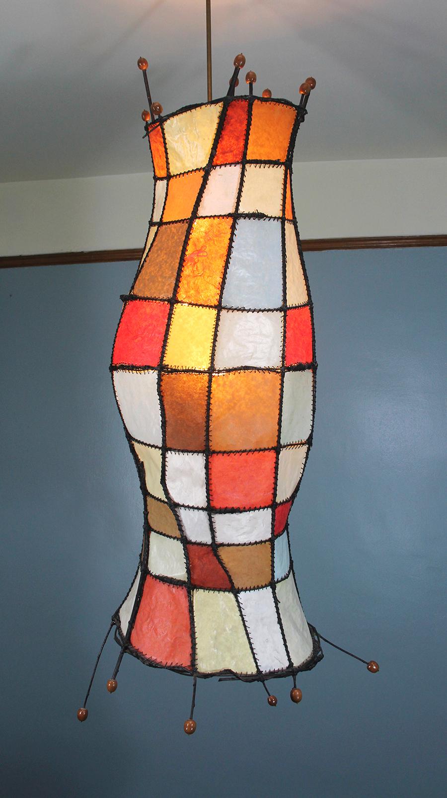 Harlequin Pendant