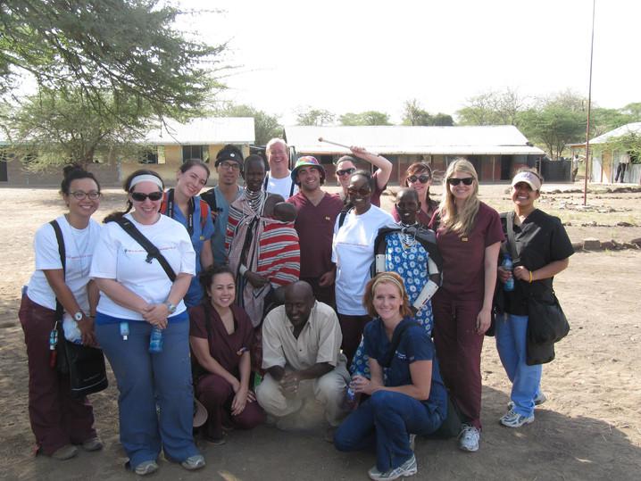 2013: Jigger Outreach in Kenya