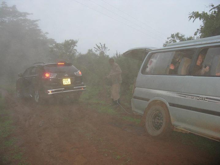 Medical Mission Kenya Trip December 2011 by Rowena Hernandez