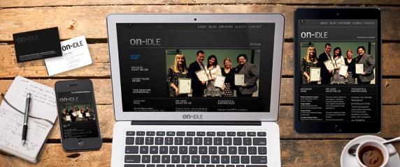 on-IDLE - Crossmedia Design in London