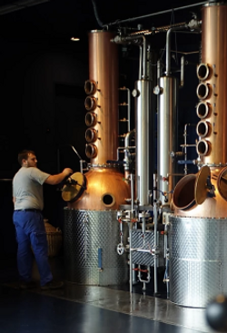 ETTER SOEHNE AG, Swiss Schnapps Distillery