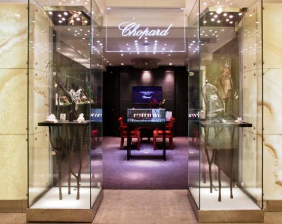 4-Interior Jeweller Shopfitting
