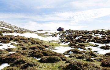 Alpages Swiss Alpine Landscape
