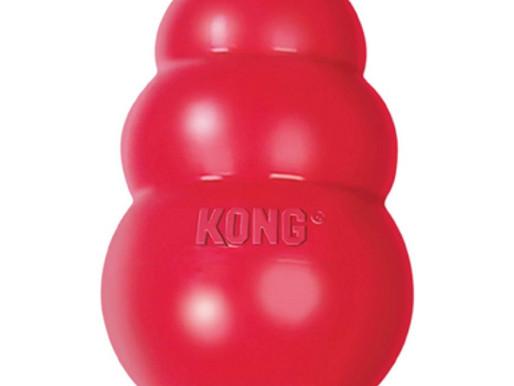 Que es el juguete Kong para perros ?