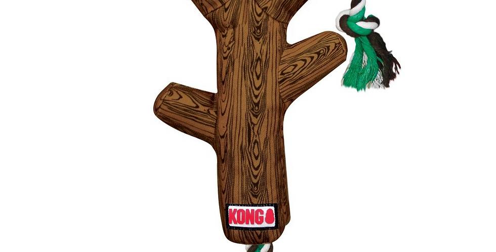 Palo de tela reforzada Kong
