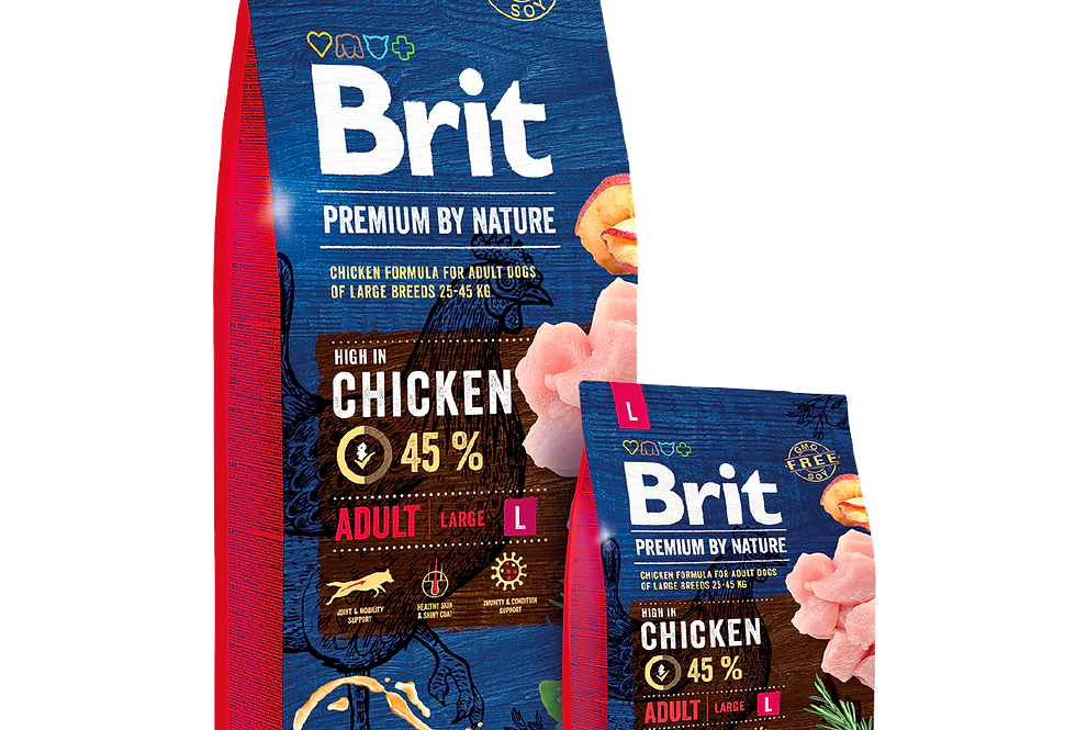 Brit By Nature Adulto