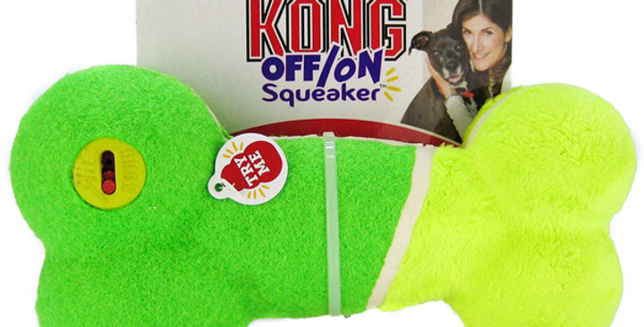 Hueso Squeaker off/on