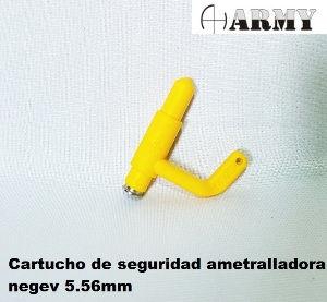 Cartucho de seguridad de ametralladora 5