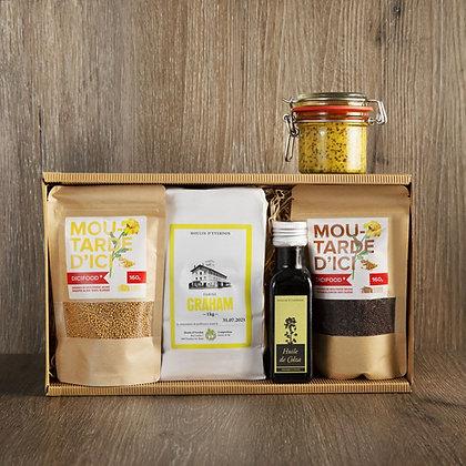 Coffret spécial moutarde