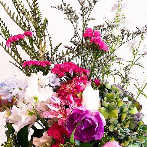 . Mother's Day Gift Flower  ③Fresh Flowe
