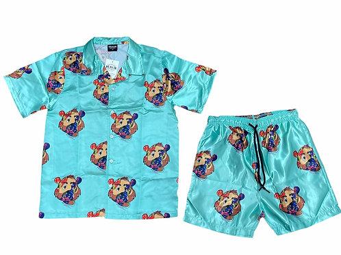 Silk Bear Set