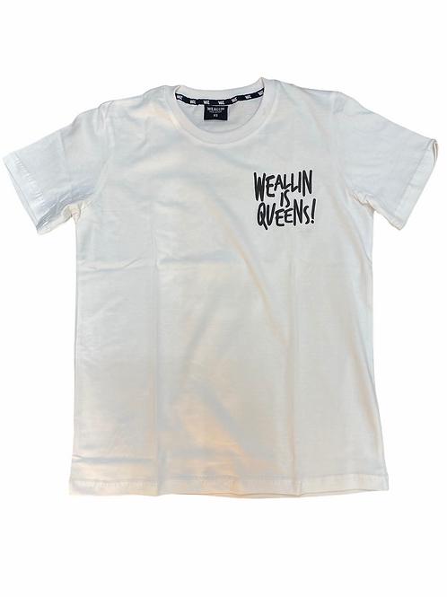 We All in is Queens T-shirt (Women)