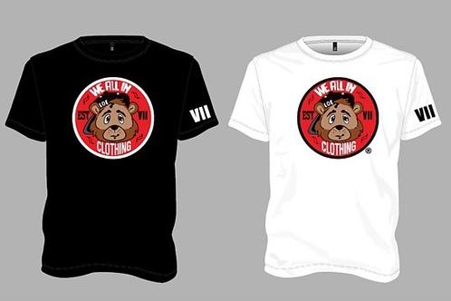 Classic Bear T-Shirt (Red)