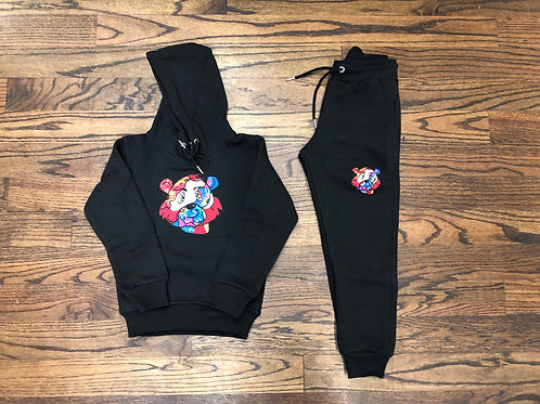 Kids Bear Sweatsuit