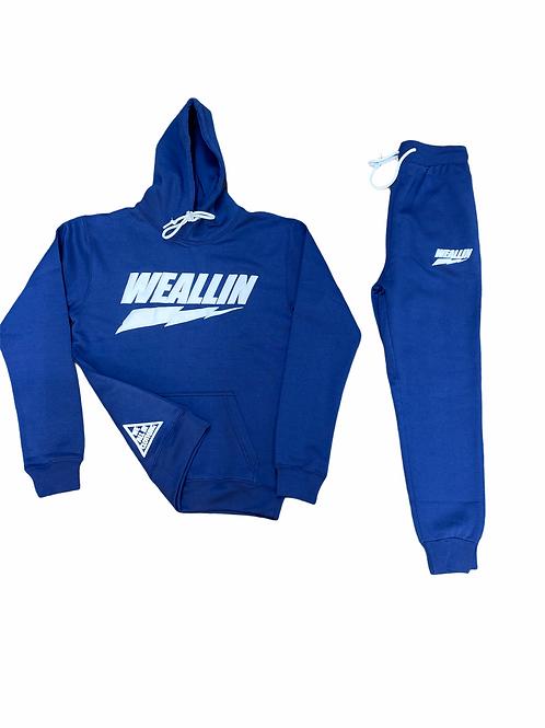 WAI Thunder Bolt Sweatsuit (Men)